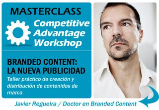 Branded content workshop