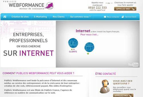 Webformance