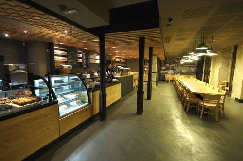 Starbucks fuencarral
