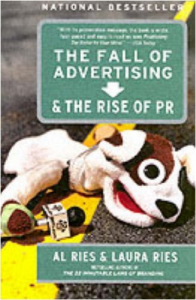 libros sobre branded content: the fall of advertising and the rise of pr