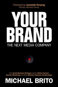 libros sobre branded content: your brand