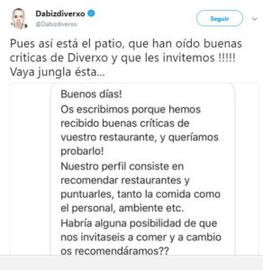 El fraude de los influencers: David Muñoz