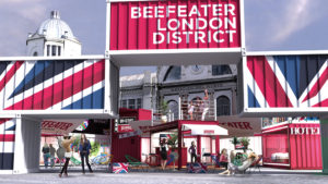 Estrategia de marca: Beefeater y Londres
