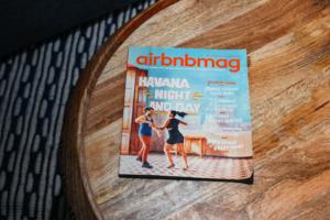 Cobrar por el contenido con Airbnb Magazine