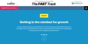 Estrategia de contenido: the Fast Track