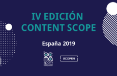 Branded Content en España: Content Scope 2019