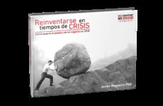 reinventarse en tiempos de crisis, Javier Regueira