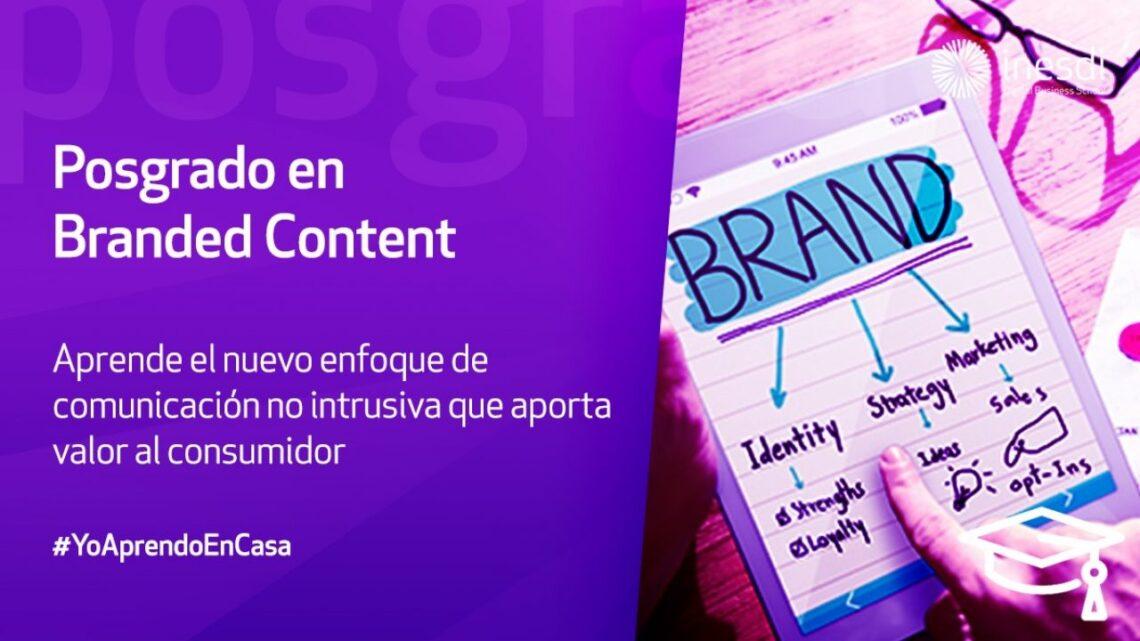 experto en branded content