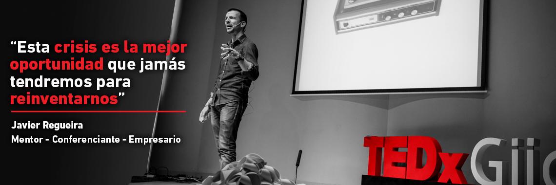 Javier Regueira, mentoring emprendimiento