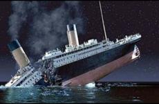 síndrome del titanic